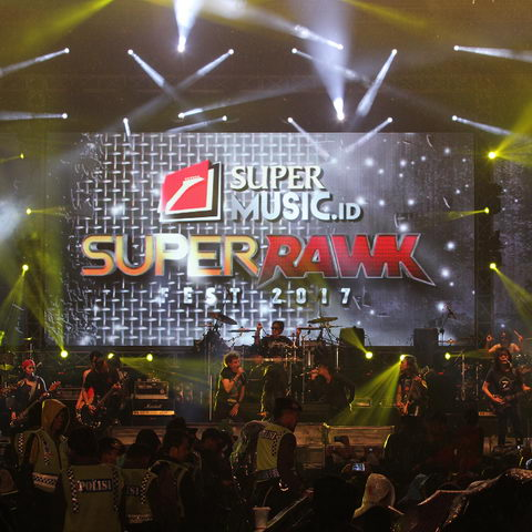 led-rental aktivasi event superrawk