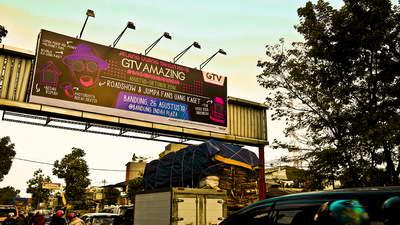 produk creative billboard surapati bandung