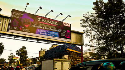project ooh dooh billboard baliho surapati bandung