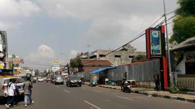 project street furniture led minitron lokasi tasikmalaya