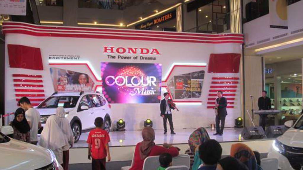 Pameran Mobil Honda