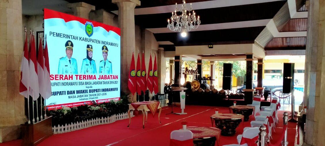 Live Streaming Launching 10 Program Unggulan Bupati Indramayu