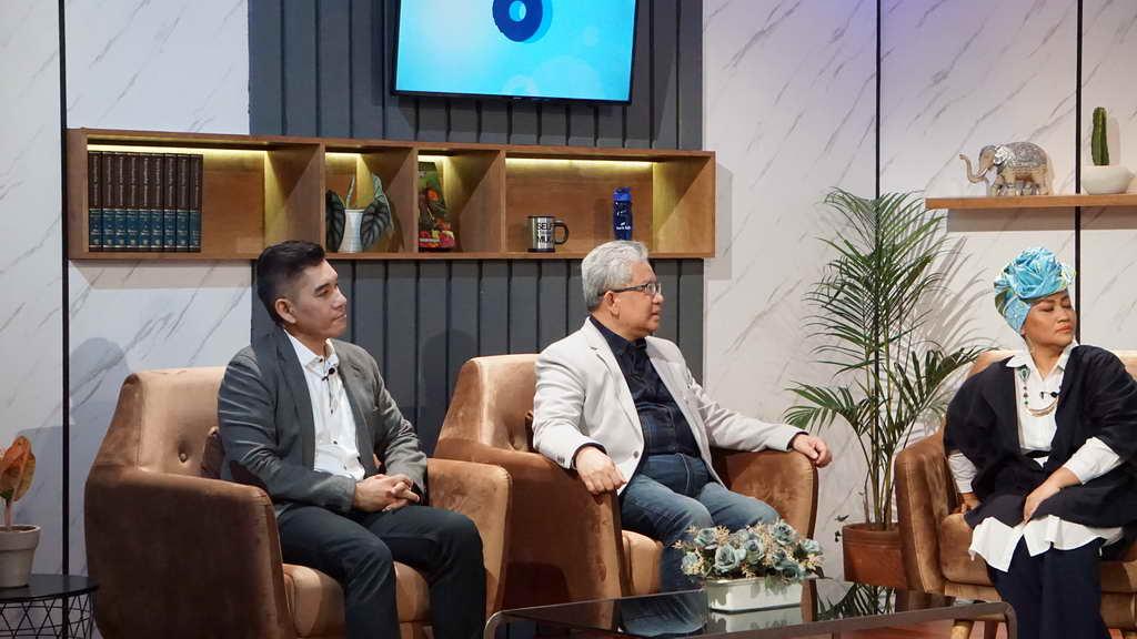 The Banker Show PT. Bank Pembangunan Daerah Jawa Barat dan Banten (Bank BJB) dalam HUT ke 60 tahun 2021 di LIMA Studio Space Rental