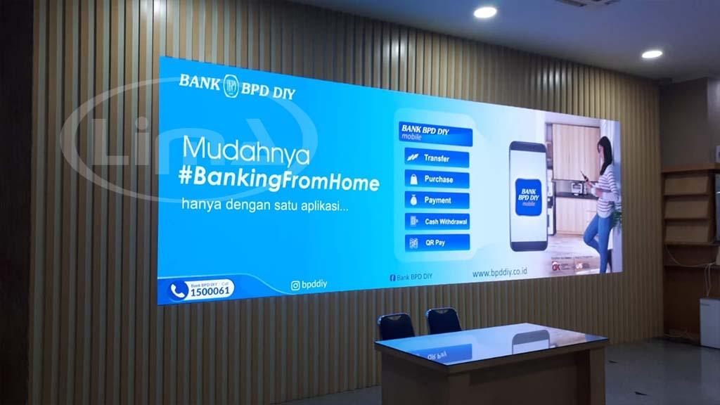 Led Indoor Bank BPD DIY