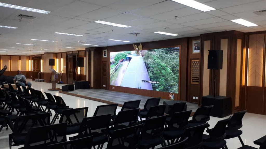 Videotron Kejaksaan Agung Republik Indonesia