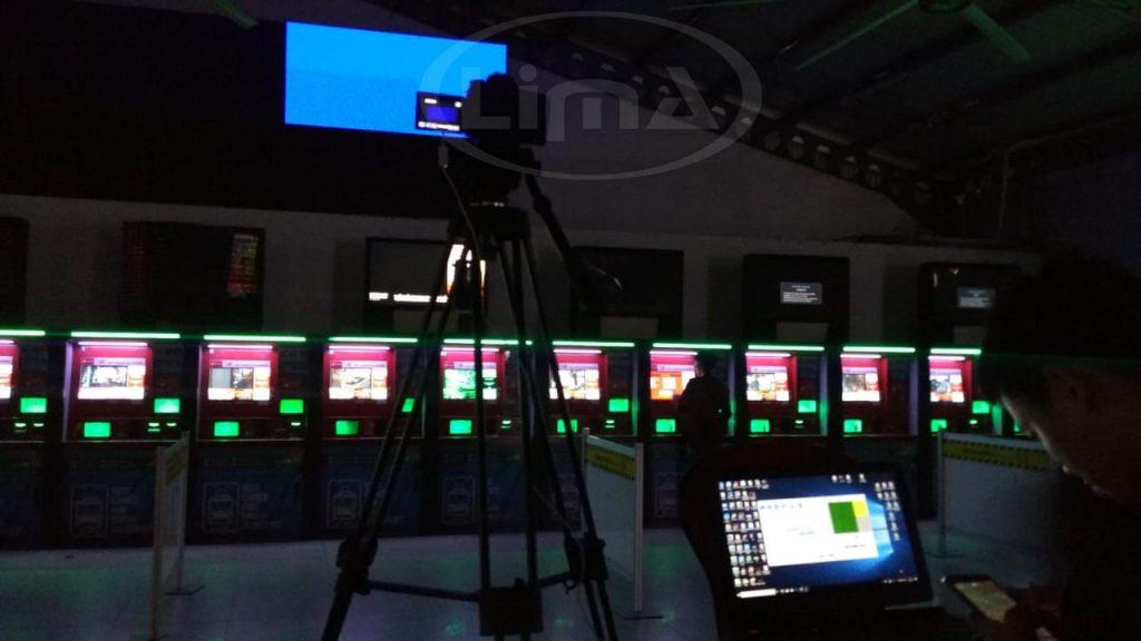 Proses Kalibrasi Warna videotron