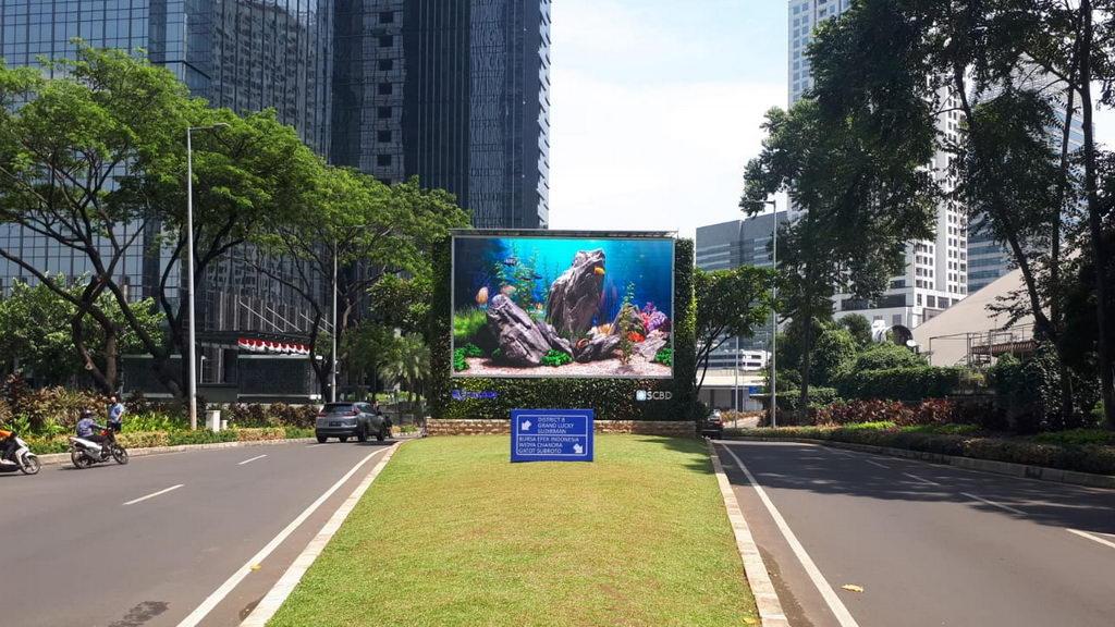 Videotron Westway SCBD Jakarta