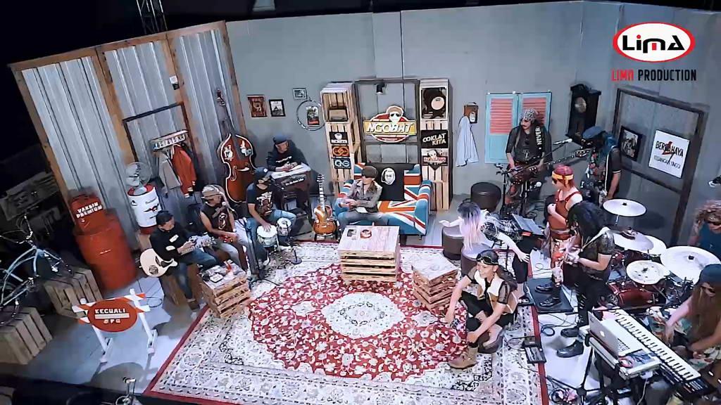 Lima Studio ngobat